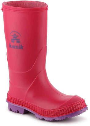 Kamik Stomp Toddler & Youth Rain Boot - Girl's