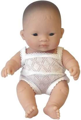 Miniland Baby Doll Asian Girl, 21 cm