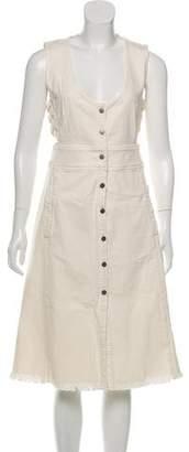 Rachel Comey Sleeveless Denim Dress w/ Tags