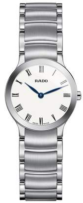 Rado Centrix Bracelet Watch, 23mm