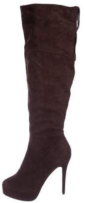Charles by Charles David Suede Over-The-Knee Boots