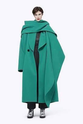 Marc Jacobs Shawl-Collar Wool Coat