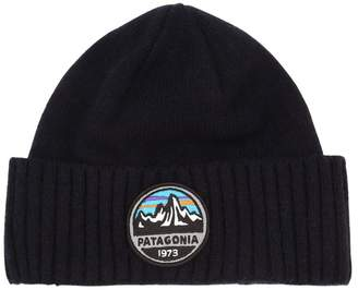 Patagonia Brodeo Wool Blend Beanie Hat