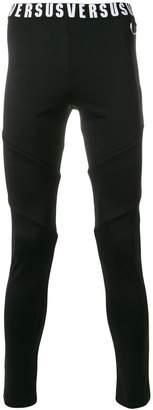 Versus branded leggings