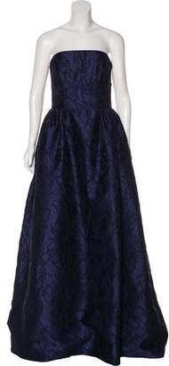 Oscar de la Renta 2016 Strapless Gown w/ Tags