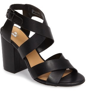 Women's Bp. Terry Block Heel Sandal $69.95 thestylecure.com