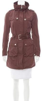 Moncler Lightweight Zip-Up Jacket