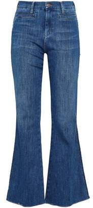 MiH Jeans High-rise Denim Flared Jeans