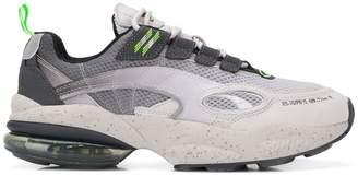 Puma round toe sneakers