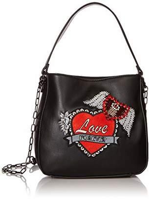 Betsey Johnson Love Forever Hobo Bag