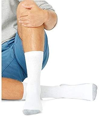 Hanes Men's Big-Tall Crew Socks