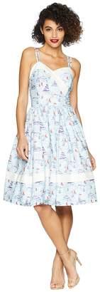 Unique Vintage Darienne Swing Dress Women's Dress