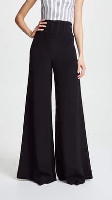 Cushnie et Ochs Jade High Waisted Pants
