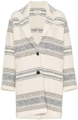 Etoile Isabel Marant Dante single-breasted coat