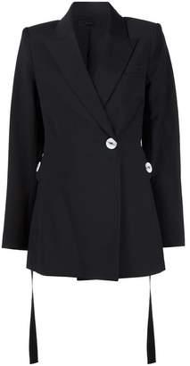 Ellery single button blazer