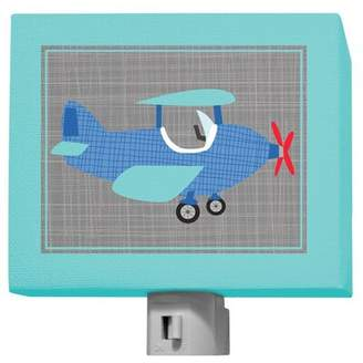 Oopsy Daisy Fine Art For Kids Ways To Wheel - Airplane Night Light