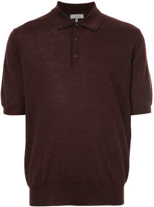 Lanvin casual knitted polo shirt