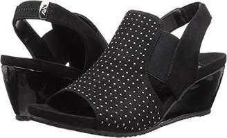 Anne Klein AK Sport Women's Confettie Wedge Sandal