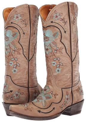 Old Gringo Bonnie Pipin Cowboy Boots