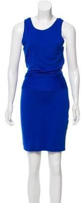 Rebecca Minkoff Sleeveless Scoop Neck Dress