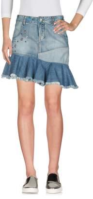 Desigual Denim skirts