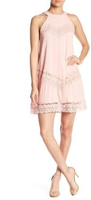 Dee Elly Sleeveless Embroidered Tunic Dress