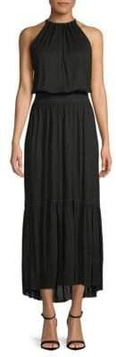 Theory Melaesa Draped Dress