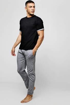 boohoo Jersey Short Sleeve Pyjama Set