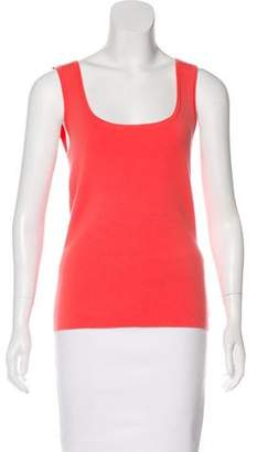 Michael Kors Cashmere Sleeveless Top