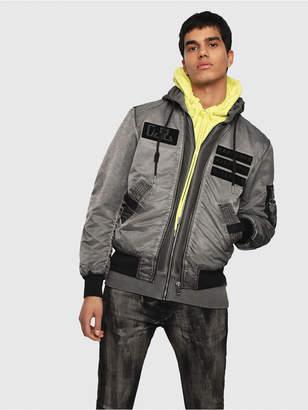 Diesel Jackets 0GATV - Grey - XXL