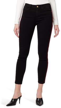 Sanctuary Social Standard Side Stripe Ankle Skinny Jeans