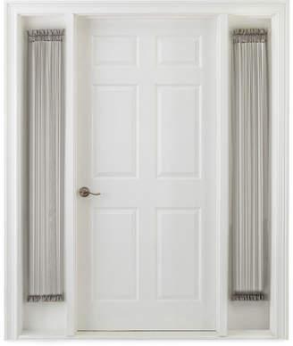 Liz Claiborne Home Expressions Lisette 69 Rod-Pocket Sheer Sidelight Panel