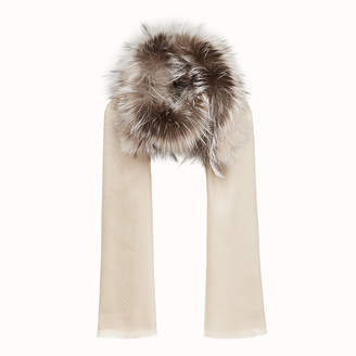 Fendi Touch Of Fur Stole