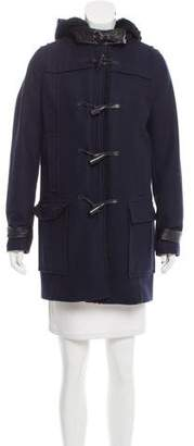 The Kooples Wool Duffle Coat