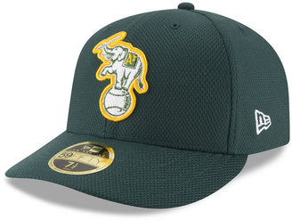 New Era Oakland Athletics Batting Practice Diamond Era Low Profile 59FIFTY Cap $34.99 thestylecure.com