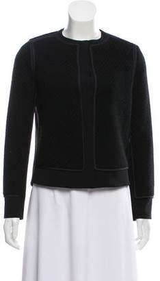 Vince Wool Snap Up Jacket