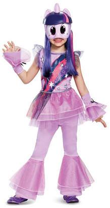 BuySeasons My Little Pony Twilight Sparkle Deluxe Big Girls Costume