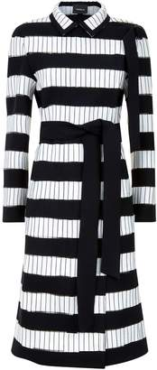 Akris Taipei Josephine Baker Wool Coat