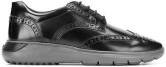 Hogan chunky sole brogues