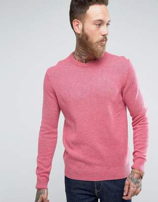 Farah Rosecroft Lambswool Sweater