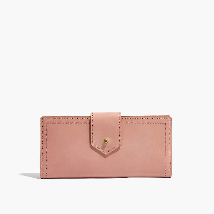 The Post Wallet in Vachetta