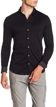 Zachary Prell Greenhorn Knit Shirt