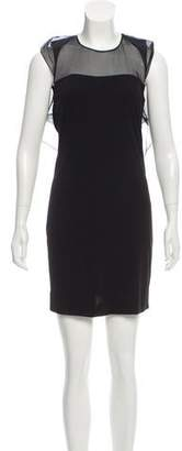 Azzaro Sleeveless Mini Dress w/ Tags
