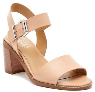 Franco Sarto Harlie Ankle Strap Leather Sandal