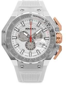 Brera Orologi Gran Turismo Swiss Quartz Strap Watch