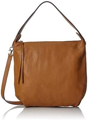 Coccinelle Mila, Women's Bag, Braun (Cuir), 4x34x34 cm (B x H T)