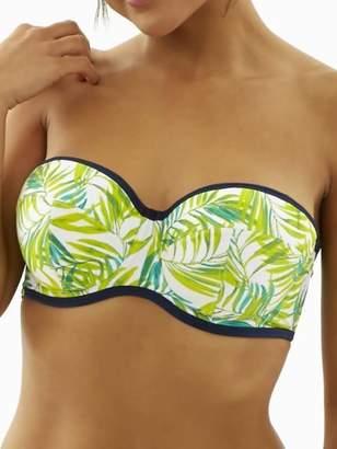 Cleo by Panache Women's Avril Bra-Sized Bandeau Bikini Top
