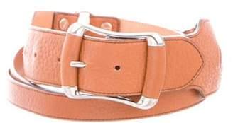 Tod's Leather Waist Belt Leather Waist Belt