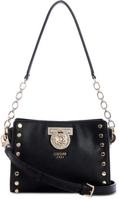 GUESS Marlene Top Zip Crossbody