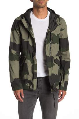 G Star Raw Blan Camo Print Jacket
